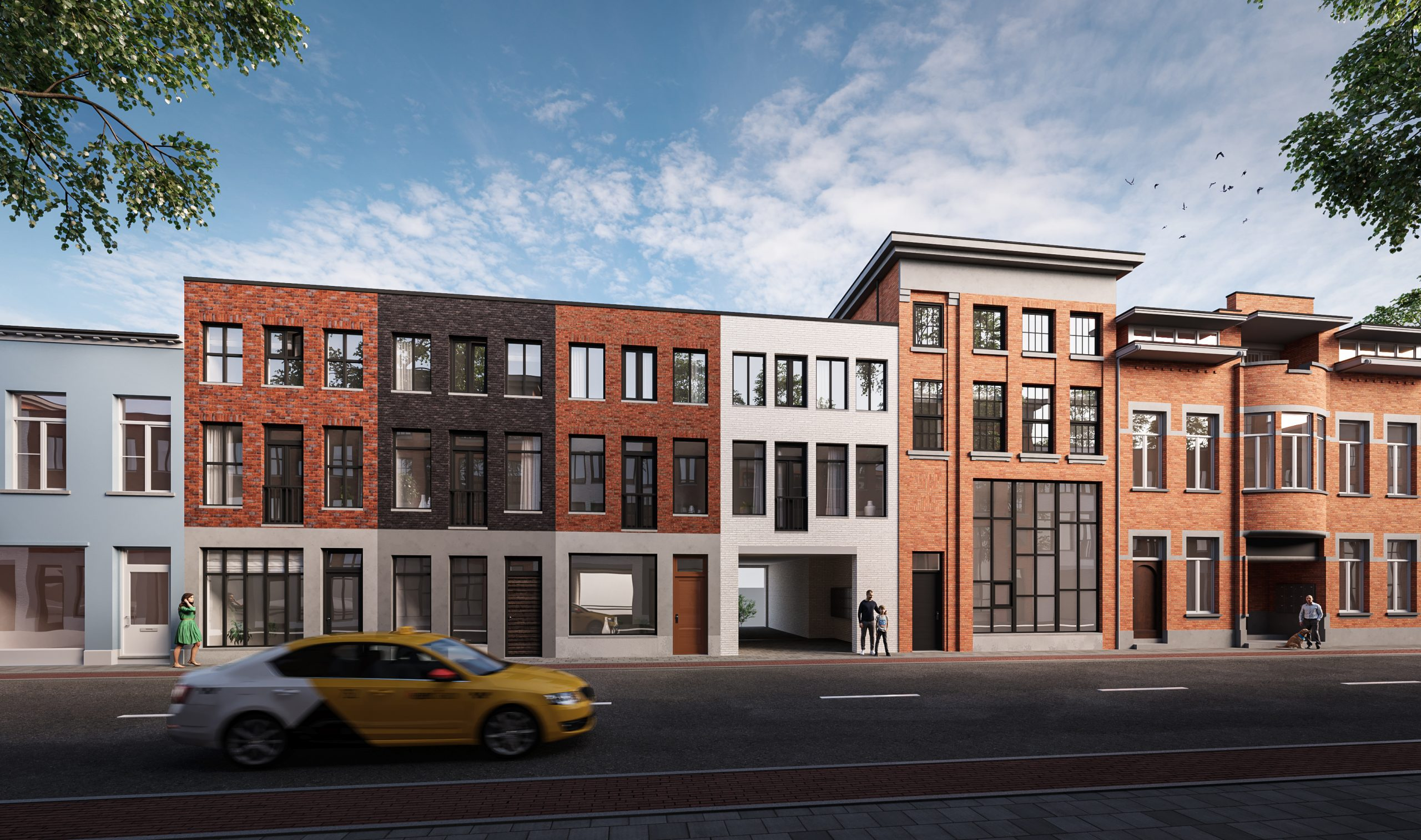 48 City Lofts Brugstraat